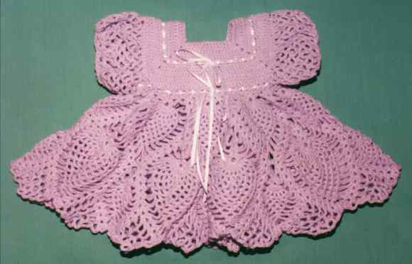 """baby dress crochet pattern"" - Shopping.com"